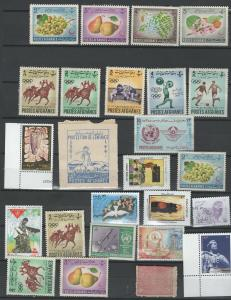Afghanistan stamp collection