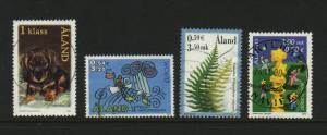 Aland. 4 different from 2000-2001 used.