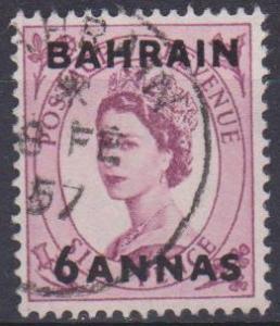 Bahrain #101 F-VF Used (ST819)