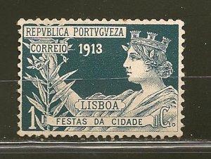 Portugal RA3 Lisbon Postal Tax Mint Hinged