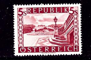Austria 499 MNH 1946 issue