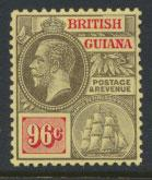 British Guiana SG 282 Mint Hinged  (Sc# 201 see details)