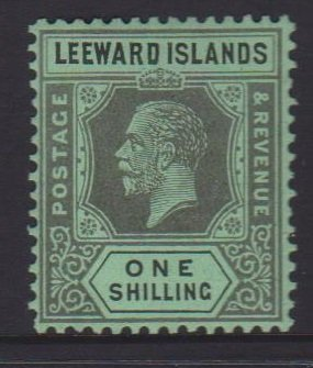 Leeward Islands Sc#59 MVLH