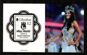 Gibraltar #1238  MNH  Scott $9.00   Souvenir Sheet