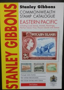 Stanley Gibbons Commonwealth Stamp Catalogue 2015 Eastern Pacific 3rd Edition
