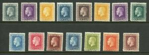 NEW ZEALAND SCOTT#145/59   MINT LH --SCOTT  VALUE $275.00