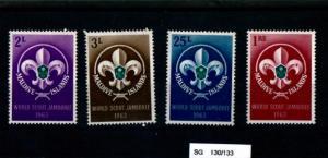 MALDIVES - World Scout Jamboree - MNH