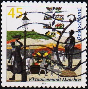 Germany.. 2003 45c S.G.3231 Fine Used