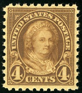 MALACK 585 XF OG NH, very nice for a perf 10 issue, ..MORE.. g8433