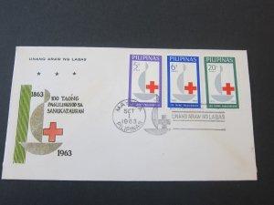 Philippines 1963.9.1 FDC