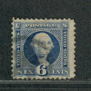 US Sc#115 Used/F+, Cv. $200