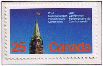 Canada Mint VF-NH #740 Parlementary Conference