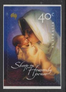 AUSTRALIA SG2059 2000 CHRISTMAS SELF ADHESIVE MNH