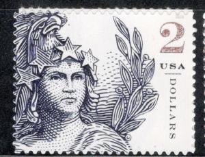 5296 Statue Of Freedom $2.00 Mint/nh FREE SHIPPING