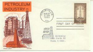 Oil Industry (USFDCPH1134)