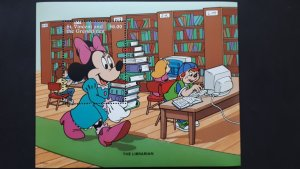 Disney - St. Vincent and the Grenadines 1996. ** MNH Block/1
