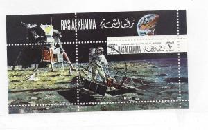 Ras Al Khaimah, MI:396, Space S/S(1) CTO,**NH**