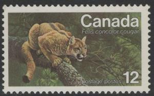 CANADA SG886 1977  ENDANGERED WILDLIFE MNH
