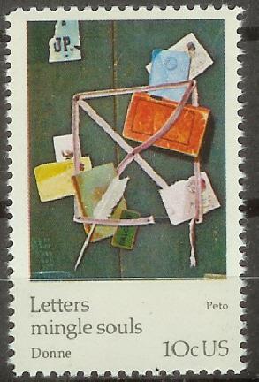 1532 Universal Postal Union Issue F-VF MNH single