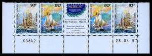 FRENCH POLYNESIA 706a  Mint (ID # 68002)- L