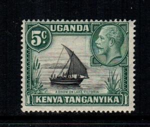 Kenya Uganda Tanganyika 47  MH cat $ 3.00