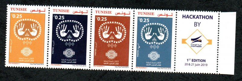 2019- Tunisia- 2019, International Year of Indigenous Languages- Join issue- UNO