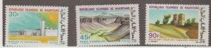 Mauritania Scott #246-247-248 Stamps - Mint NH Set