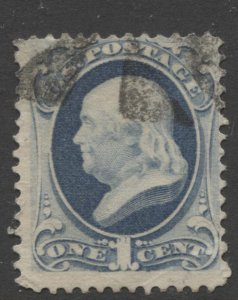 STAMP STATION PERTH US. #156 Used