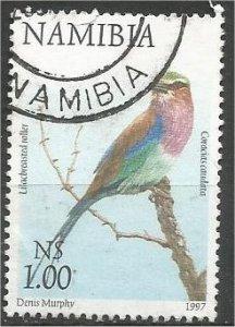NAMIBIA, 1997, used $1, Fauna . Scott 862