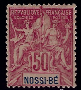 Nossi Be Sc #42 Mint F-VF...French Colonies are in Demand!