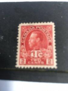 Canada USC #MR3 Mint VF-H Cat. $60. 1916 2c+1c War Tax Die 1