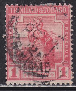 Trinidad & Tobago 13 Britannia 1921