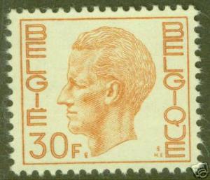BELGUM BELGIQUE Scott 778 MNH** 30F King Baudouin 1972 CV$2