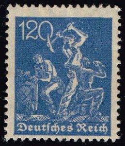 Germany #147 Miners; Unused (1Stars)