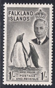 FALKLAND ISLANDS SCOTT 115
