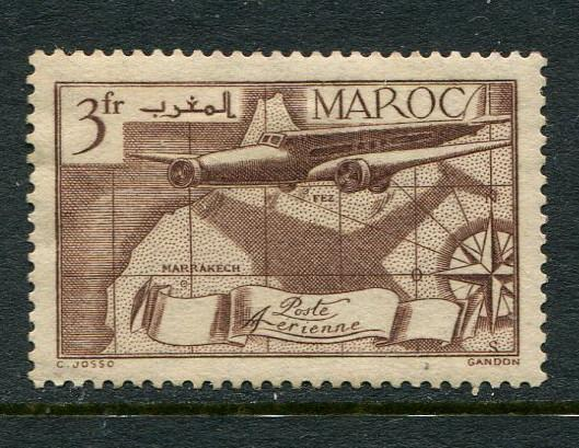 French Morocco #C24 Mint - penny auction