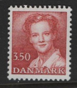 DENMARK, 887, MNH, 1990-98, QUEEN MARGRETHE II