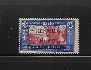 WALLIS & FUTUNA ISLANDS, 109, USED, NEW CALEDONIA STAMPS TYPES 1928