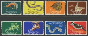 Liechtenstein 534-41 mint NH  (2745 154.j)