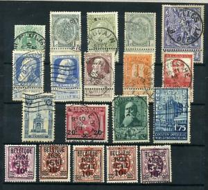 19 Early Used Belgium CV $11.05
