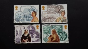 Great Britain 1987 The 150th Anniversary of the Accession of Queen Victoria