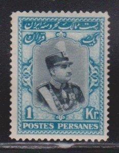 IRAN / PERSIA Scott # 752 MH