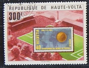 Volta, Republic of Upper Volta, Sport, (№1427-T)