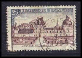 France Used Fine ZA5062