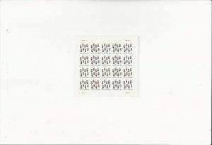 US Stamps Sheet/Postage Sct #5174 Uncle Sam Hats MNH F-VF OG  FV 4.20
