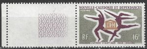 New Caledonia  347  MNH  UNESCO 20th Anniversary