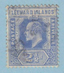 LEEWARD ISLANDS 45  USED - NO FAULTS VERY FINE!