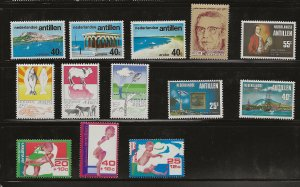 Nether. Antilles 1976 issues  MNH-MH