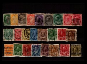 Canada 25 Used, with faults - C2796