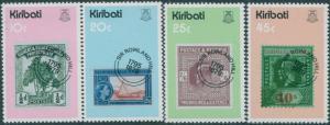 Kiribati 1979 SG100-103 Sir Rowland Hill set MNH